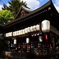 写真: 上御霊神社