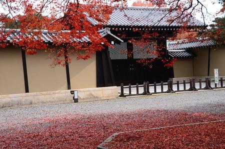 初冬の京都迎賓館