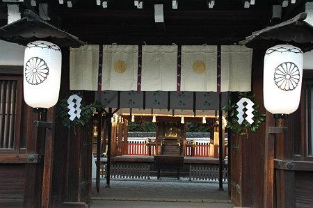 下鴨神社・三井神社