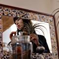写真: 魔法の鏡