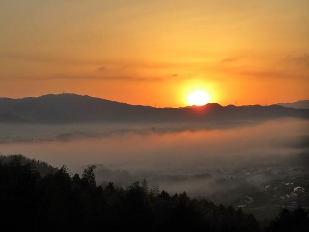 写真: 日の出_2442