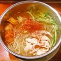 写真: 安安 冷麺