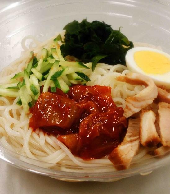 ファミマ 盛岡風冷麺