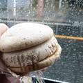 写真: ヤマザキ クリームを味わうモカコーヒークリームのスフレケーキ