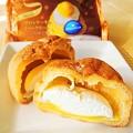 写真: モンテール マロンケーキのシュークリーム