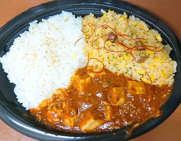 ファミマ 麻婆豆腐チャーハン