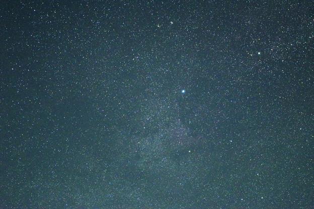 写真: 白鳥座デネブ周辺