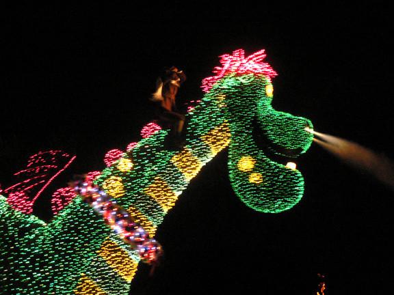 【09.11.16】 ドリームライツ(クリスマス) エリオット