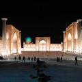 写真: レギスタン広場