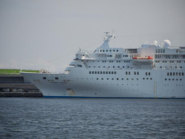 170914_横浜市中区・大桟橋_客船「PACIFIC VENUS」_F170914D9344_MZD60M_X8Ss