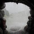 171002_山梨県北杜市・白州・尾白の森名水公園「べるが」_堰堤_E17100247854_MZD8FP_X8Ss