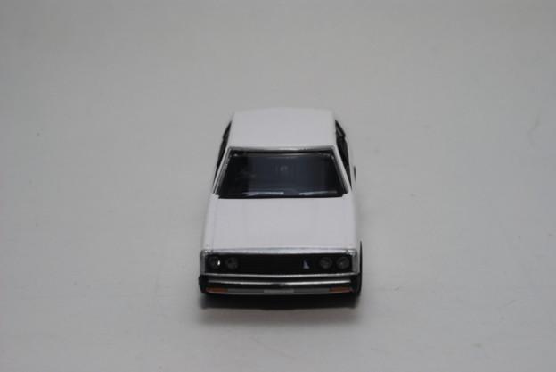トミーテック_THE CAR COLLECTION 80 スカイラインヒストリー Nissan SKYLINE C211_003