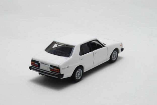 トミーテック_THE CAR COLLECTION 80 スカイラインヒストリー Nissan SKYLINE C211_002