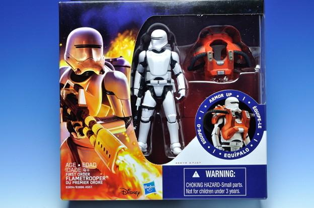 タカラトミー_STAR WARS THE FORCE AWAKENS FIRST ORDER FLAMETROOPER_003