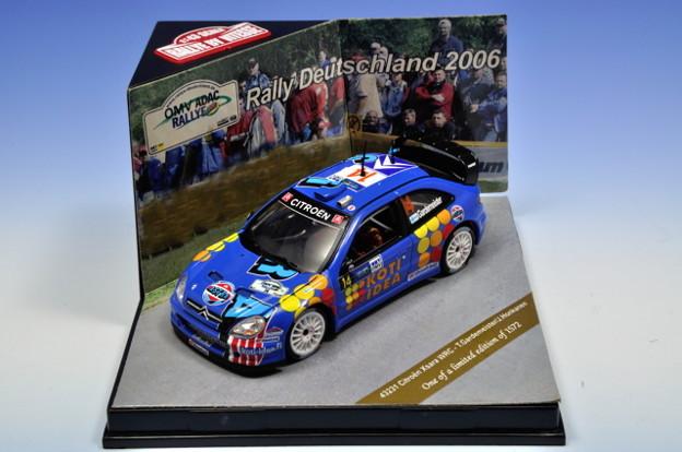 Vitesse_Rallye by Vitesse Citroen Xsara Wrc #14 Deutschland Rally 2006_002