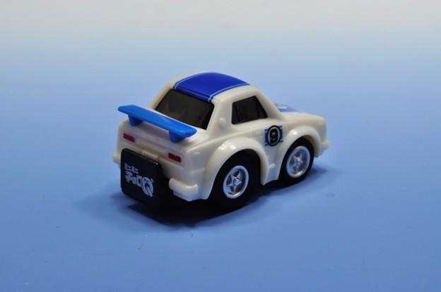 ワンダ_ミニミニチョロQ 歴代GT-Rコレクション ニッサン スカイラインGT-R ハコスカGT-R_002