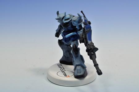 バンダイ_ガンダムミニフィギュアセレクションプラス 機動戦士ガンダム第08MS小隊 MS-07B-3 グフカスタム_005