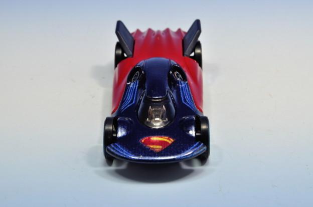 MATTEL_Hot Wheels Batman v Superman Dawn of Justice MAN OF STEEL_004