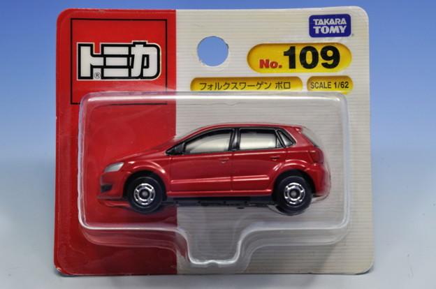 タカラトミー_トミカ フォルクスワーゲン ポロ Volkswagen Polo_001