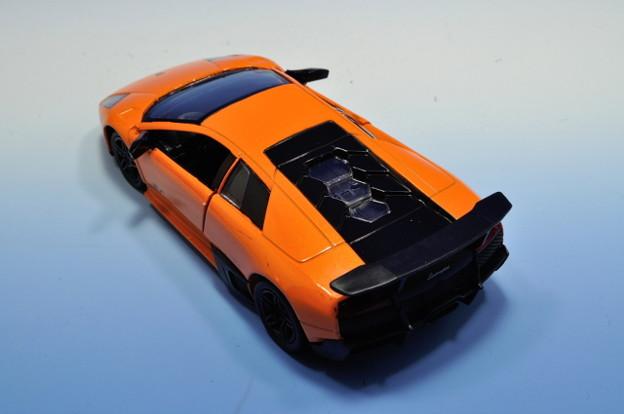 ジョーゼン_キャストワールド Lamborghini Murcielago ランボルギーニ ムルシエラゴ_008