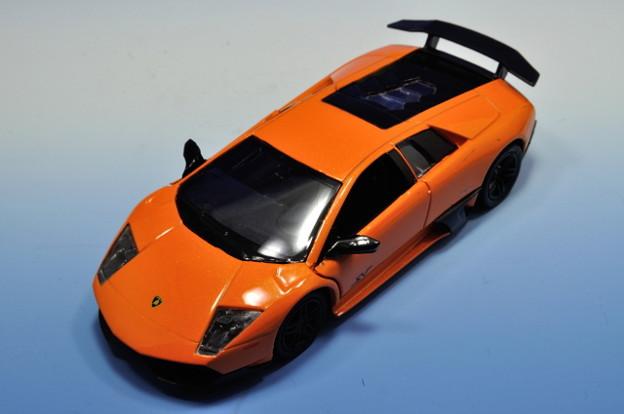 ジョーゼン_キャストワールド Lamborghini Murcielago ランボルギーニ ムルシエラゴ_007