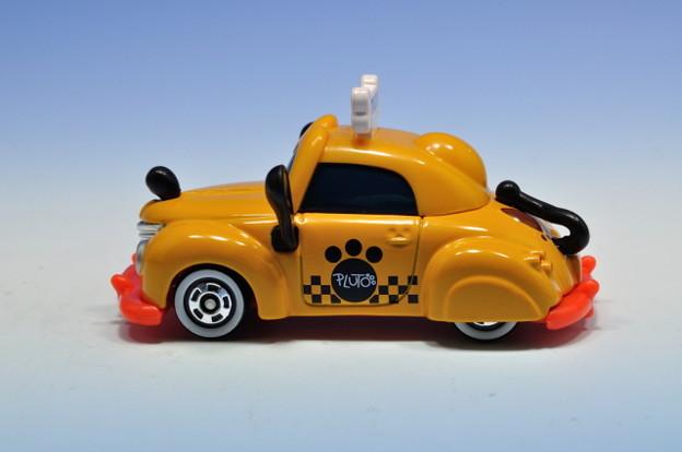 タカラトミー_トミカ-TOKYO DISNEY RESORT Vehicle Collection プルートのタクシー_003