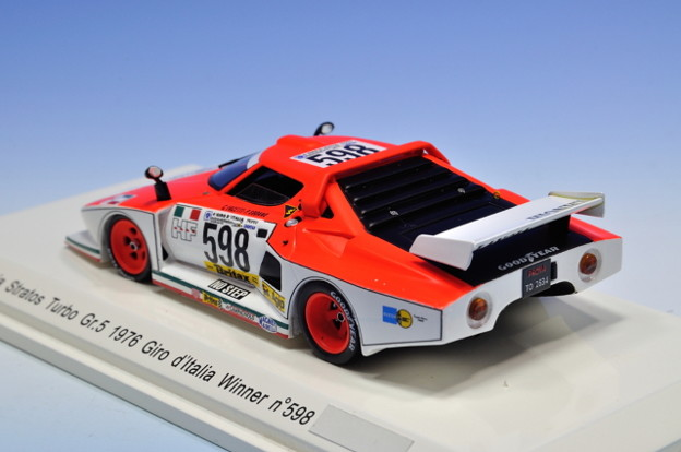 MINIMAX_Reve Collection Lancia Stratos Turbo Gr.5 Giro d'italia Winner No.598_005