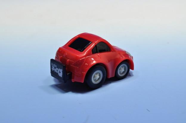 ワンダ_歴代フェアレディZコレクション ミニミニチョロ Nissan FAIRLADY Z Z33_002