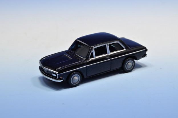 サントリーボス_アウディコレクション プルバックカー Audi 72_001