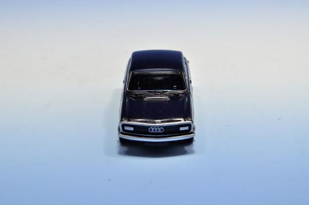 写真: サントリーボス_アウディコレクション プルバックカー Audi 72_004