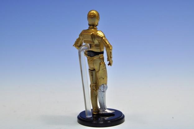 フルタ_チョコエッグ スター・ウォーズ C-3PO_005