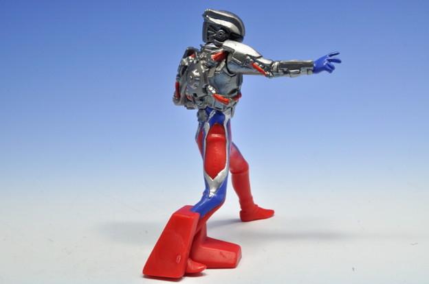 バンダイ_ウルトラマンDG 4 大怪獣バトル ウルトラ銀河伝説 THE MOVIE テクターギア・ゼロ_004