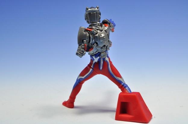 バンダイ_ウルトラマンDG 4 大怪獣バトル ウルトラ銀河伝説 THE MOVIE テクターギア・ゼロ_002
