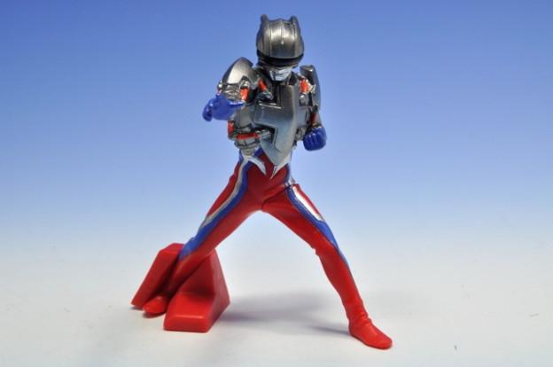 バンダイ_ウルトラマンDG 4 大怪獣バトル ウルトラ銀河伝説 THE MOVIE テクターギア・ゼロ_001