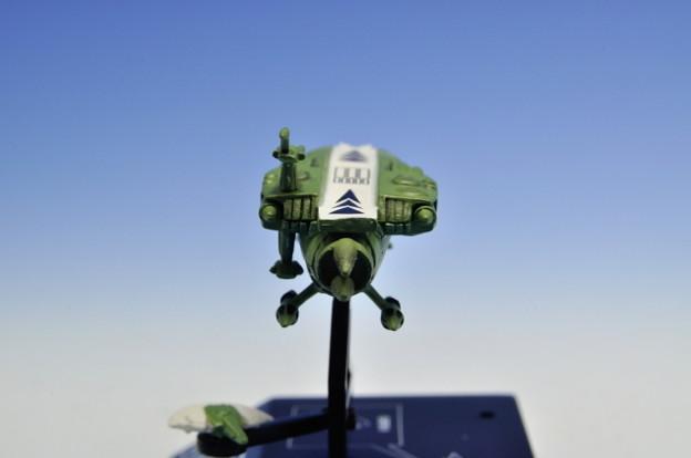 メガハウス_コスモフリートコレクション 宇宙戦艦ヤマト さらば友よ編 高速中型空母ナスカ_005