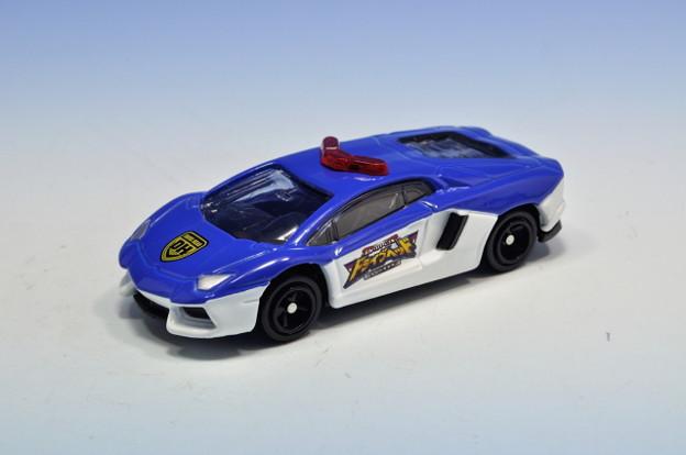 タカラトミー_2017 株主優待限定企画セット ランボルギーニ アヴェンタドール クーペ Lamborghini Aventador_001