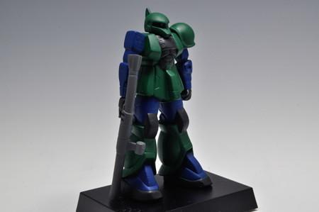 バンプレスト_MOBILE SUIT GUNDAM ミニフィギュアコレクション5 MS-05B ザクI_004