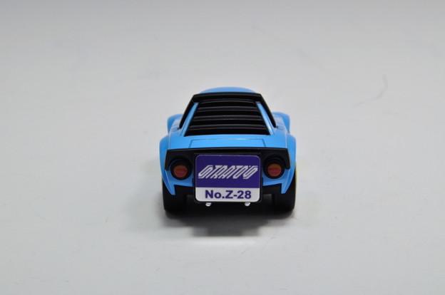 トミーテック_チョロQ zero  No.Z-28c ランチア ストラトス HF Lancia Stratos HF_005