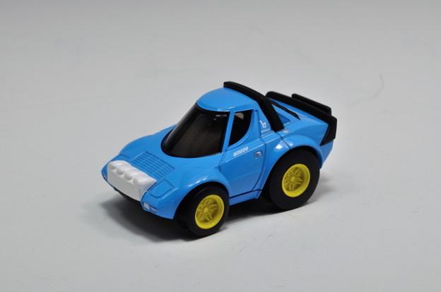 トミーテック_チョロQ zero  No.Z-28c ランチア ストラトス HF Lancia Stratos HF_001