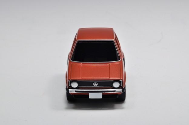 トミーテック_チョロQ zero  No.Z-34b Volkswagen Golf フォルクスワーゲン ゴルフI_004