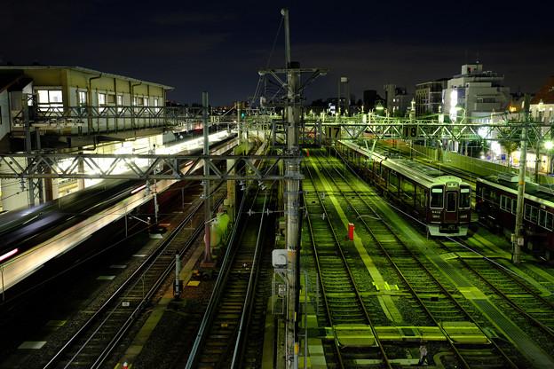 station。
