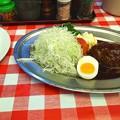 大吉ハンバーグ定食ランチ