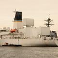写真: USNS Howard O. Lorenzen (T-AGM-25)