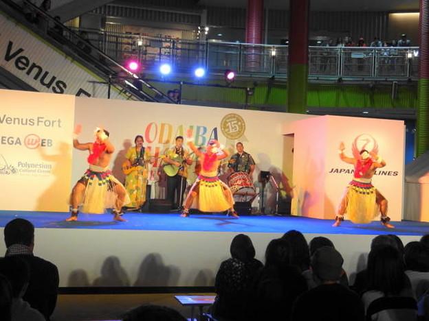 ポリネシアンカルチャーセンターショー2