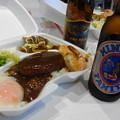 Photos: ヒナノビール&ロコモコ