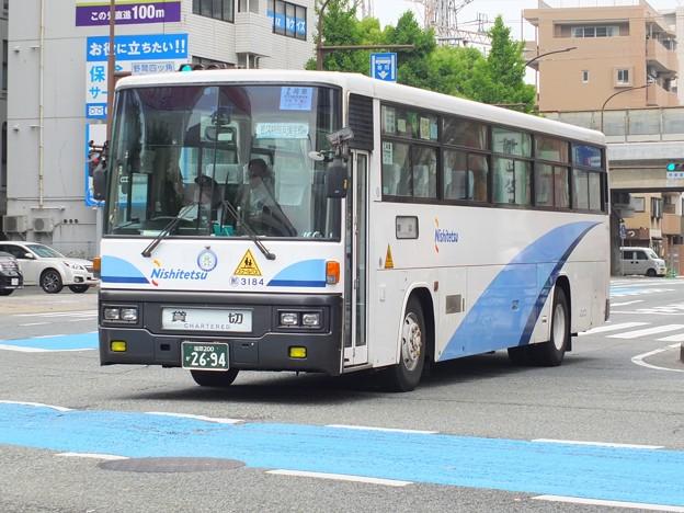 西鉄バス那珂川3184市立若久竹下コース