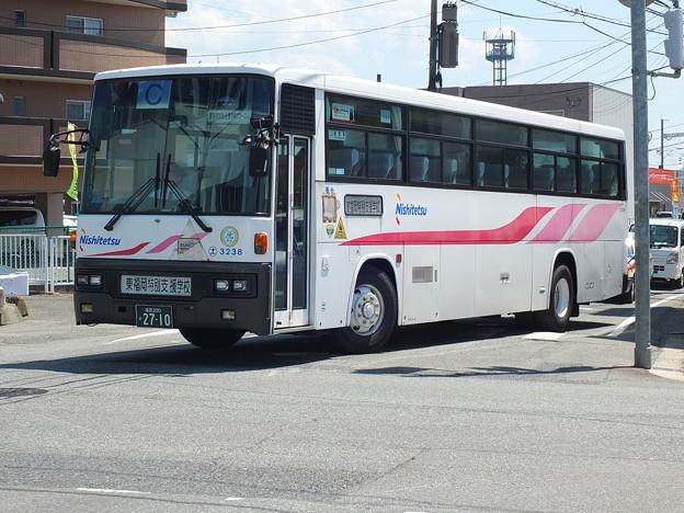 西鉄バス土井3238市立東福岡Cコース
