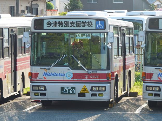 西鉄バス早良9298市立今津内野コース