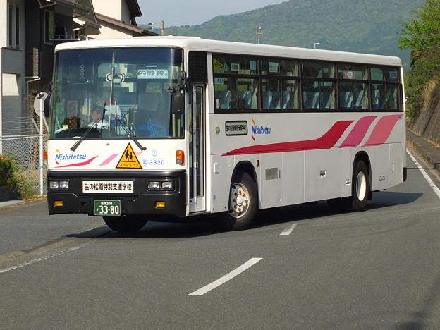 西鉄バス金武3320市立生の松原内野コース