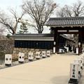 二の門城内入口